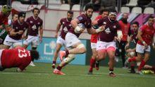 Rugby - Tests - La Géorgie va remplacer le Japon dans le tournoi des huit nations