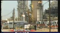 Hydrogen Sulfide Leak At Oil Refinery Prompts Evacuations