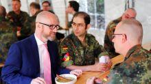 CDU-Politiker Tauber verwirrt mit Tweet über Wehrmachts-Offizier