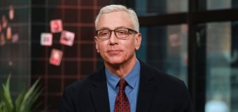 Dr. Drew confused by early COVID symptoms