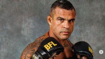 Belfort recorda nocaute no UFC Brasil 1 e desafia Wanderlei para novo duelo