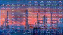 Last Week Saw Big Selling in Stocks, Especially Energy