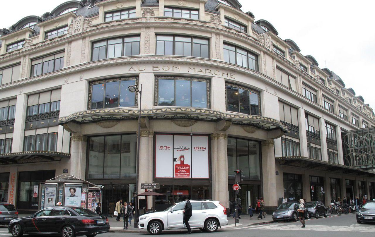 Paris Le Bon March 233 Bichonne Les Enfants