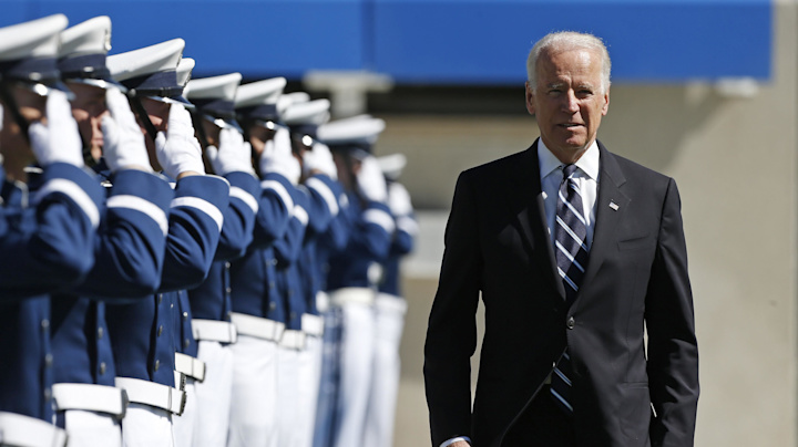 Retired military chiefs endorse Biden over Trump