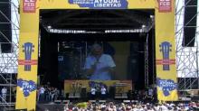 Los artistas que participan del concierto Venezuela Aid en la frontera