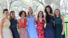 This Teen Designer Makes Gorgeous Prom Dresses for Herself and 6 Friends