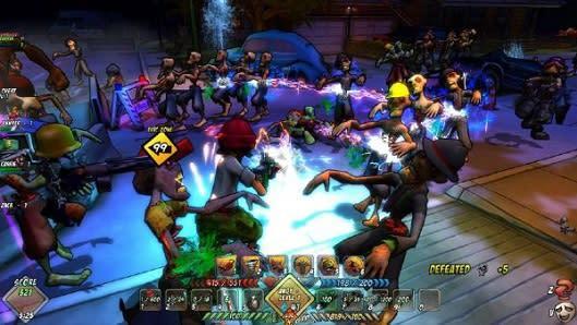 Dungeon Defenders dev announces cross-platform shooter Monster Madness Online
