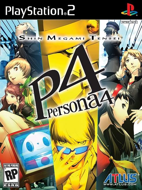 New games this week: Persona 4 edition