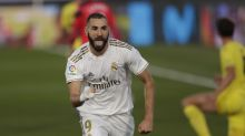 Real Madrid clinch LaLiga title thanks to Karim Benzema brace