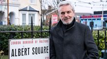 Brian Conley: I cried the first time I walked onto Albert Square