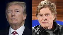 Robert Redford: Trump 'degrades everything he touches,' but impeachment isn't the answer