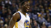 'F— no': Warriors' Draymond Green rejects comparisons to Charles Barkley