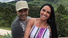 Galvão Bueno será padrinho de casamento de Graciele e Zezé di Camargo