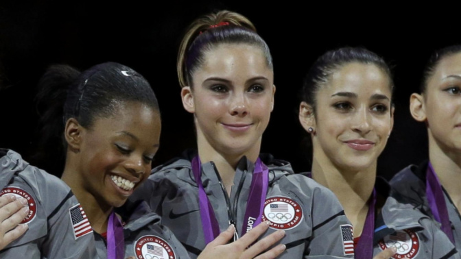 Olympic gymnast reveals allegations of sexual assault at hands of team doctor