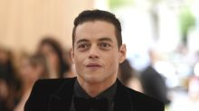 Rami Malek responds to chaotic 'Bond 25' reports as director denies slacking off