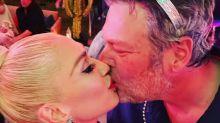Gwen Stefani Throws Sweet Surprise Party for 'Bestie' Blake Shelton's Birthday: 'Love U'