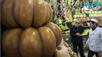 Russia Tightens 'Anti-Sanctions' Ban On European Food Imports