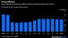 The Housing Market Is in Lockdown
