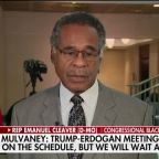 Rep. Emanuel Cleaver on crisis in Syria, death of Elijah Cummings