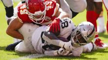 Raiders RB Josh Jacobs calls latest game 'embarrassing'