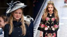 是王位繼承者也是女模!走漏了眼的皇室美女Amelia Windsor