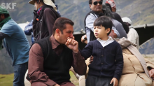 Here's Why Salman Can't Get Enough of 'Tubelight' Co-Star Matin