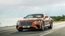 """Bentley Continental GT V8: la versión """"light"""" del sedán tendrá 542 caballos"""
