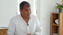 Ecuador: expresidente Correa pide medidas cautelares a CIDH