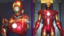 Roban la armadura original de Iron Man valorada en más de $325.000