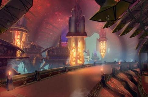 Skyforge will spawn multi-stage alien invasion events