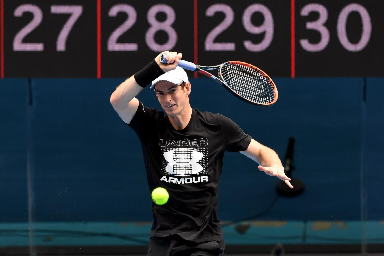 Tennis - Sir Andy to be treated like 'royalty' in Melbourne