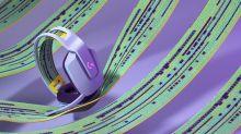 Logitech amplia linha de periféricos coloridos com novo headset G733 Lightspeed