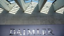 Daimler says board members volunteer for 20% pay cut