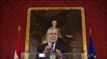 Bundespräsident warnt Österreicher in TV-Ansprache vor Politikverdrossenheit