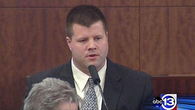Accused ex-cop testifies in his official oppression trial
