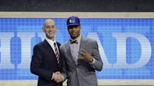 Markelle Fultz adds to recent list of disappointing No. 1 NBA draft picks