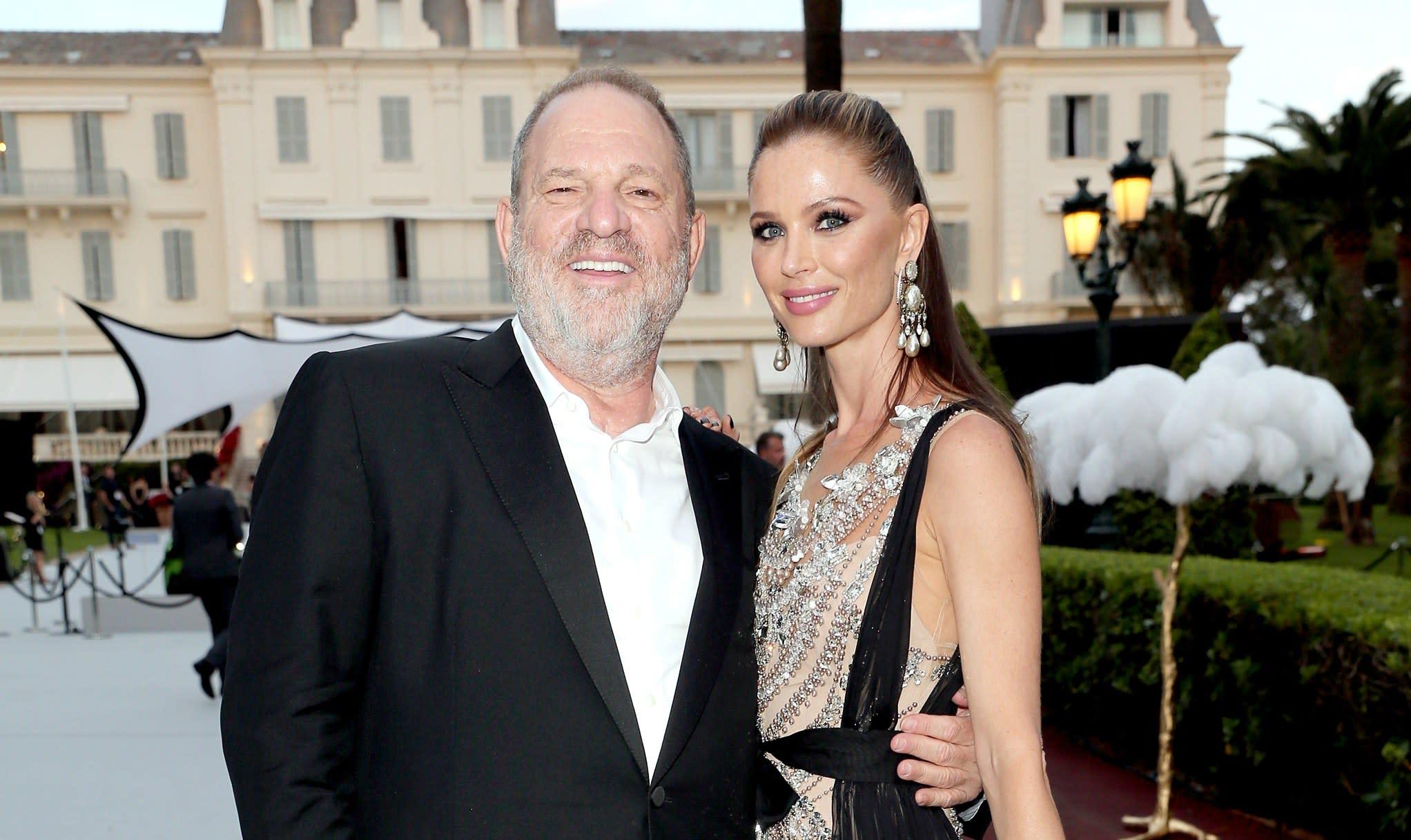 485cd6f013 Harvey Weinstein's Wife, Georgina Chapman, Announces She's Leaving Him