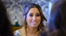 Stacey Solomon opens up about learning to love her 'extra skin' after weight loss
