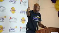 RADIO: James Worthy on why all-time Bulls stand no chance vs. all-time Lakers