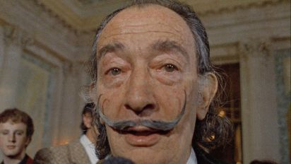 Dali's body to be exhumed for DNA test