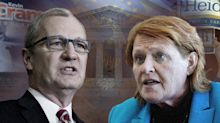 Supreme Court fight roils key North Dakota Senate race