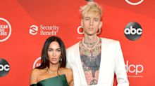 Megan Fox and Machine Gun Kelly Are 'Not Engaged,' Says Source: 'She Is Very Happy Though'
