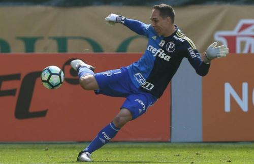 Prass iguala marca de Sérgio e credita sucesso a 'trabalho bem feito'