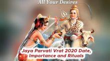 Jaya Parvati Vrat Importance, Rituals & Other Facts