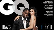Kylie Jenner And Travis Scott Appear Madly In Love In Photo Shoot For GQ Cover