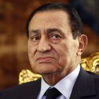 Former Egyptian dictator Hosni Mubarak dies at 91