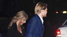 Taylor Swift and Boyfriend Joe Alwyn Celebrate His Film The Favourite in L.A. with Emma Stone