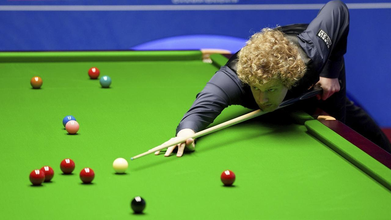 No excuses as Robbo's snooker wait goes on