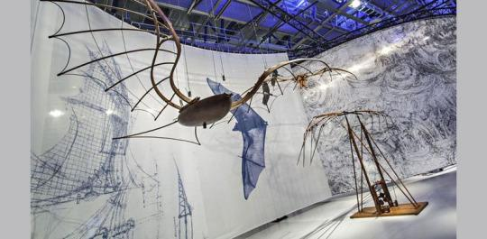Leonardo D Exhibition : Science museum announces major new leonardo da vinci