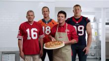 Peyton Manning just deepened Papa John's divorce from the NFL